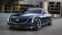 2013 Cadillac Elmiraj Konzept