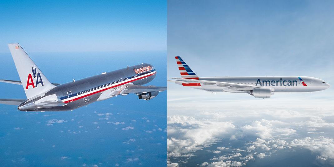 American Airlines Tail / Heckflosse