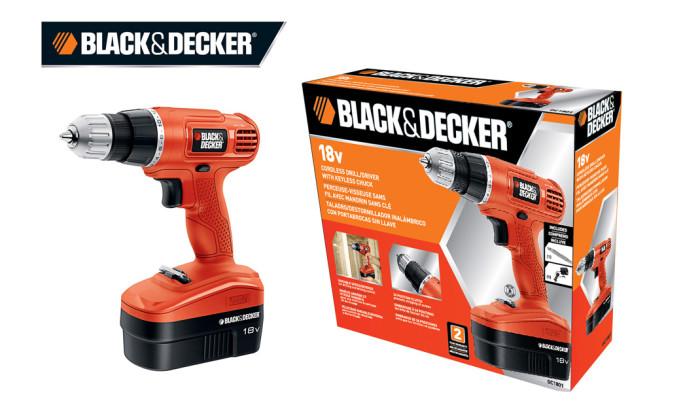 Black + Decker – bisheriges Design