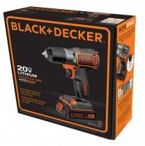 Black + Decker – neues Verpackungsdesign