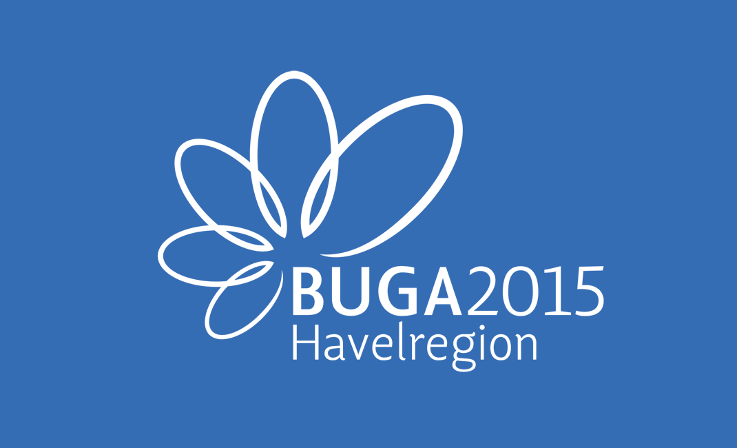 BUGA 2015 Havelregion – Logo