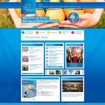 Buga 2015 Havelregion – Webauftritt