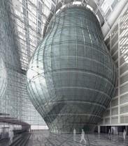Europa-Gebäude in Brüssel