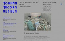 Johann Jacobs Museum – Website