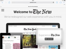 New York Times Redesign