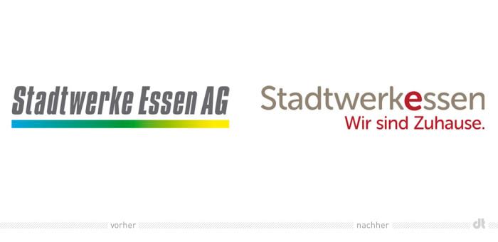 Logo der Stadtwerke Essen