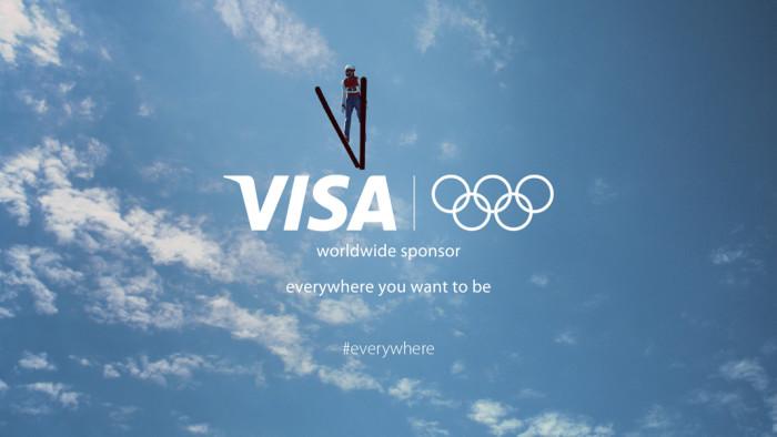 Visa Olympic Games 2014