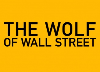 Wolf of Wall Street Title