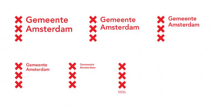 Neues Corporate Design der Stadt Amsterdam, und wie niederländische Medien darüber berichten
