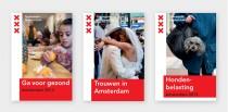 Amsterdam – Neues Corporate Design