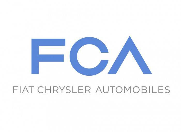 Neues Logo für Fiat Chrysler