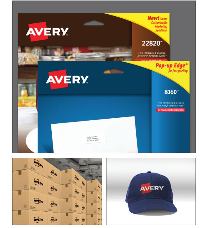 Avery – Anwendungsbeispiele