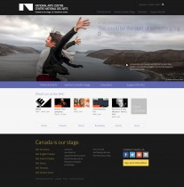 National Arts Centre – Website