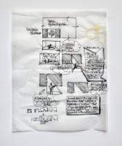 Logoskizzen von Scott Thornley