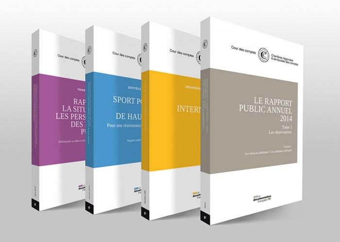 Neues Corporate Design für Cour des comptes