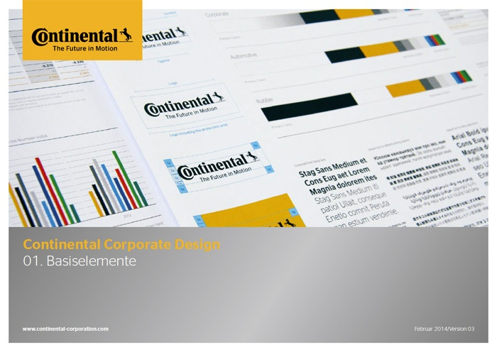 continental corporate design