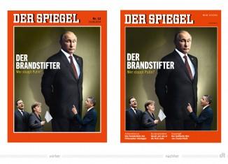 Der Spiegel – Cover