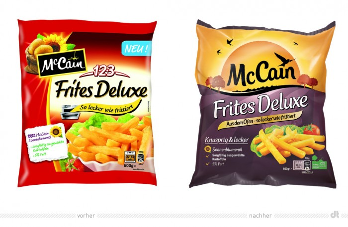 McCain 1 2 3 Frites Deluxe