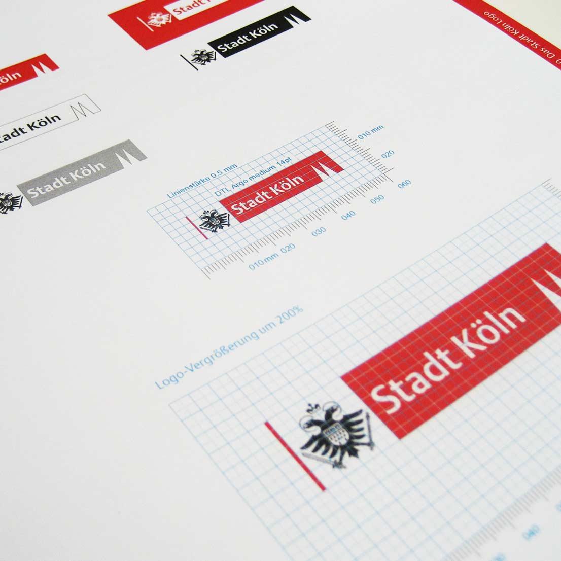 Design Kã¶ln   Stadt Koln Corporate Design Design Tagebuch