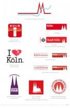 Stadt Köln – im Einsatz befindliche Logos