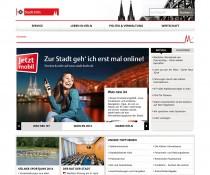 Stadt Koeln – Website