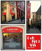 Touristeninformation Genua