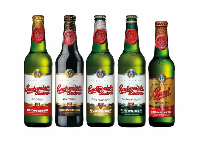 Budweiser Budvar old design