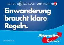 Europawahl 2014 – AfD Einwanderung