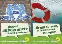 Europawahl 2014 – Die Grünen