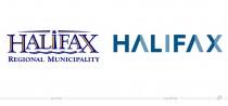 Halifax Logo – vorher und nachher