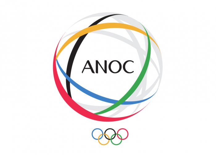ANOC bekommt neues Logo