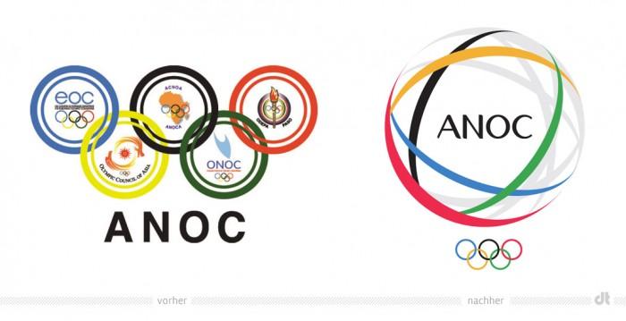 ANOC – Logo – vorher und nachher
