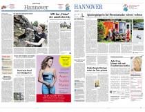 HAZ Facelift – Hannover