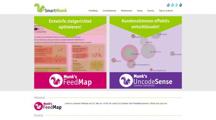 SmartMunk – Entwürfe und Anwendungen optimieren