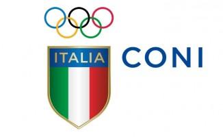 CONI Italia Logo