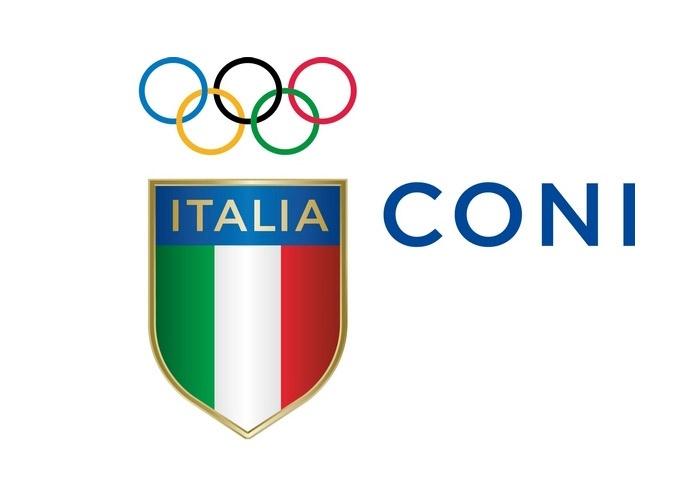 Neues Logo für italienischen Sportverband CONI
