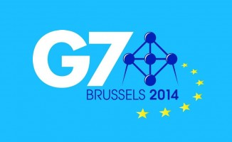 G7 Logo 2014 Brüssel