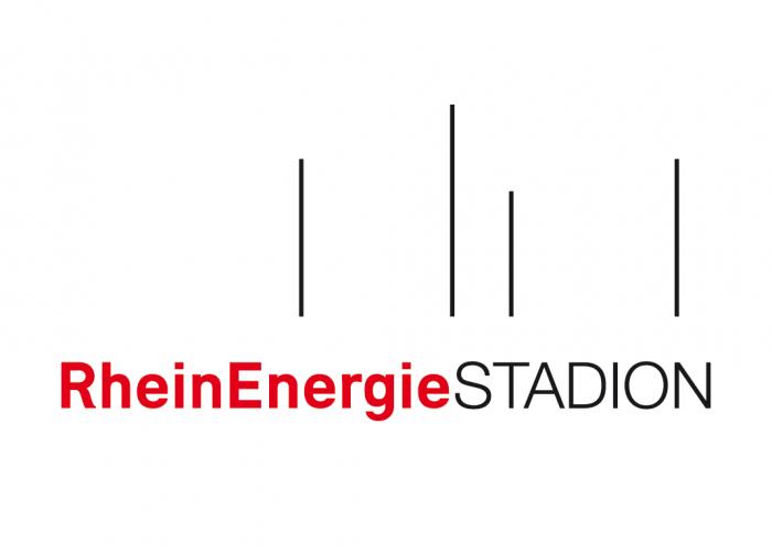 Neues Logo für Rhein-Energie-Stadion
