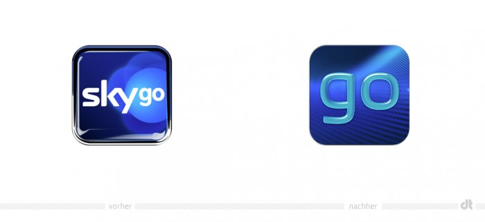 Sky Go App Symbol