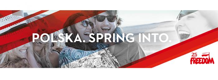 Polska – Spring into.