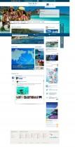 Tahiti Tourism Website