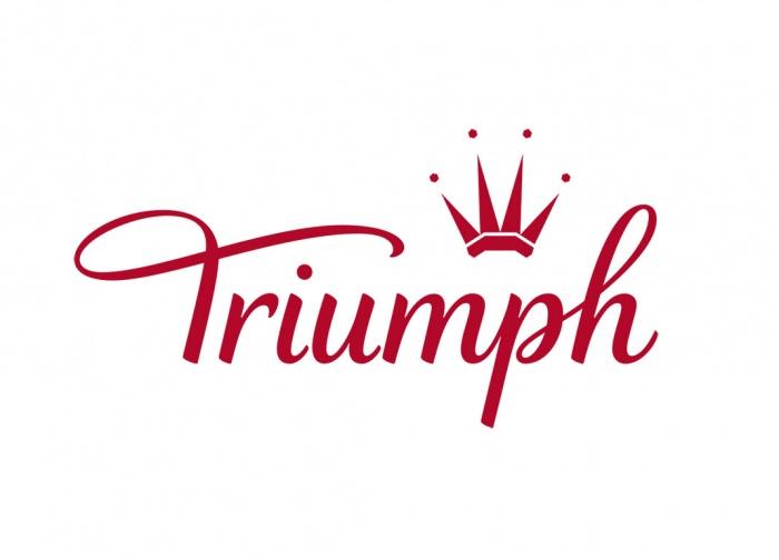 Neues Markenlogo für Triumph