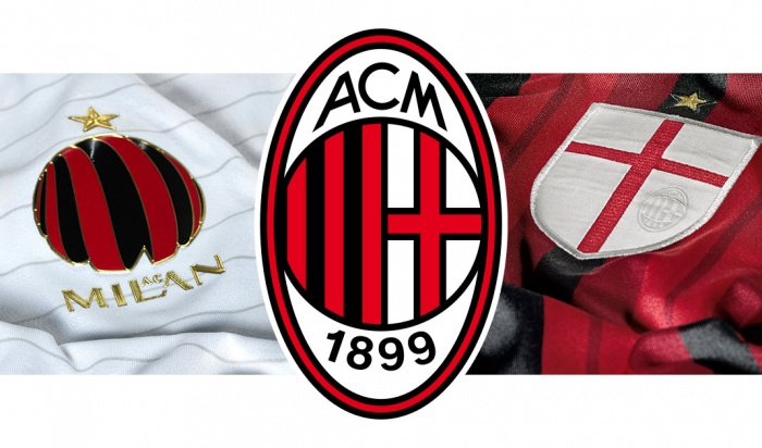 AC Mailand Logos