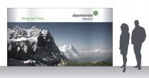 Alpenverein Display