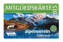 Alpenverein Mitgliedskarte