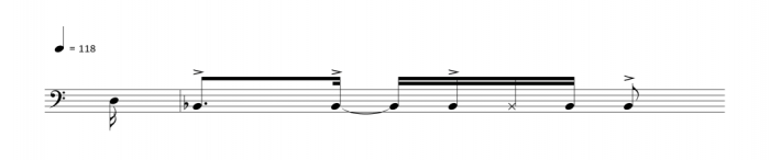 Notation Bahn Soundlogo