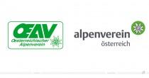 Österreichischer Alpenverein Logo – vorher und nachher
