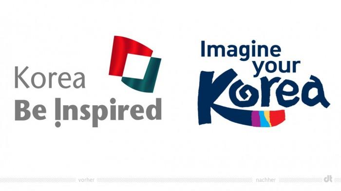 Korea Tourismuslogo