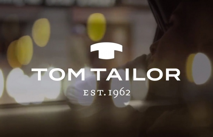 Neuer Look für Modemarke TOM TAILOR