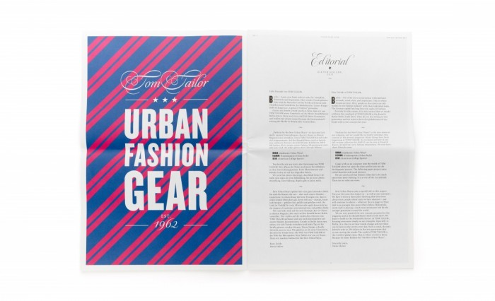 amazing price amazing selection fresh styles TOM TAILOR – Urban Fashion Gear – Design Tagebuch
